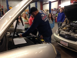 Teen Night at Grove Street - © Grove Street Auto Repair